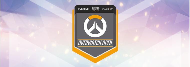 Турнир Overwatch Open