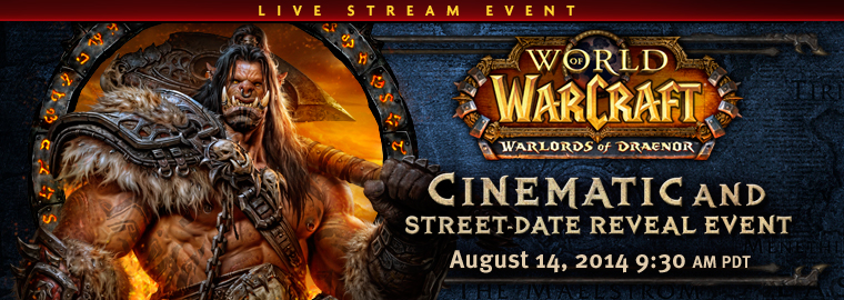 Save the Date! You're Invited to a Warlords World Premiere