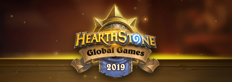 Congratulations to the Winners of the 2019 Hearthstone Global Games!