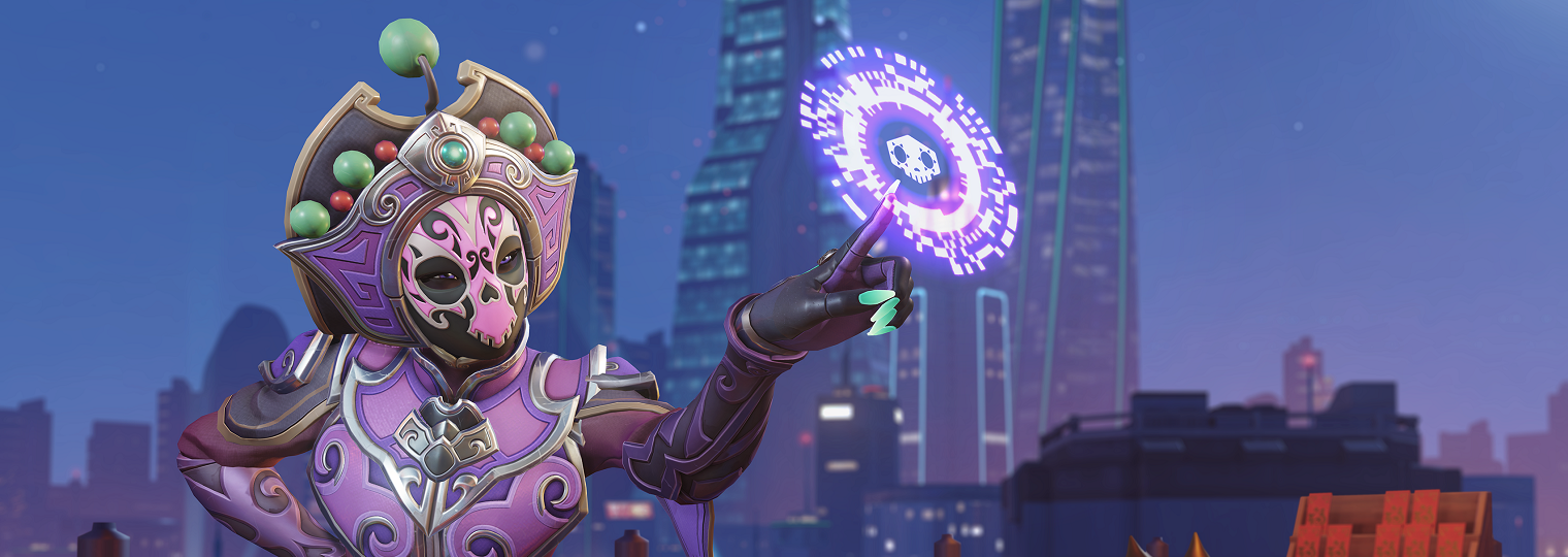 So Many Masks, So Little Time: A Look at Face Changer Sombra