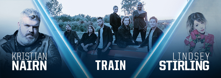 BlizzCon Music Festival to Feature Train, Lindsey Stirling, and Kristian Nairn