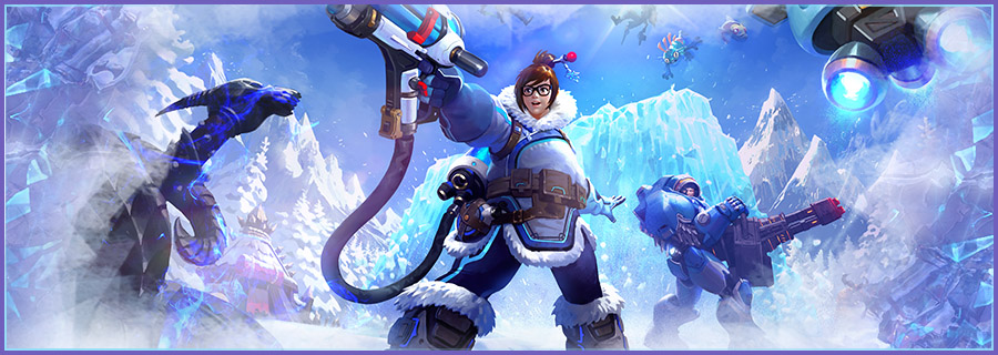 Mei rejoint Heroes of the Storm