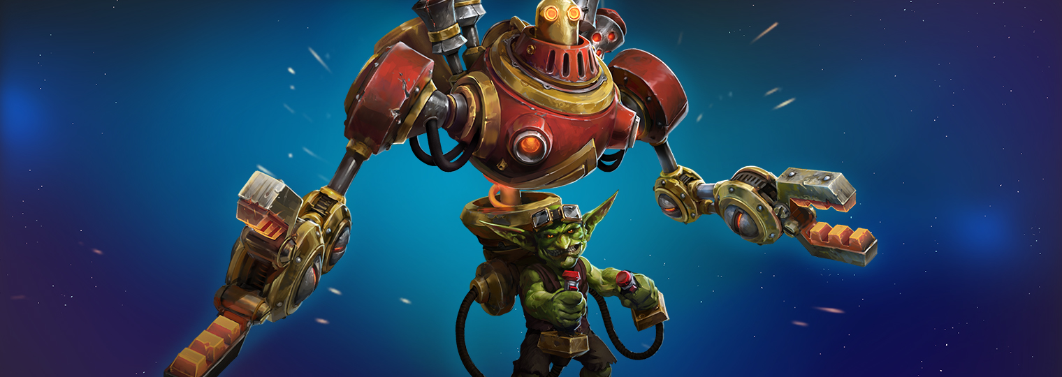 Gazlowe's hero rework: A Bruiser you want to scrap with