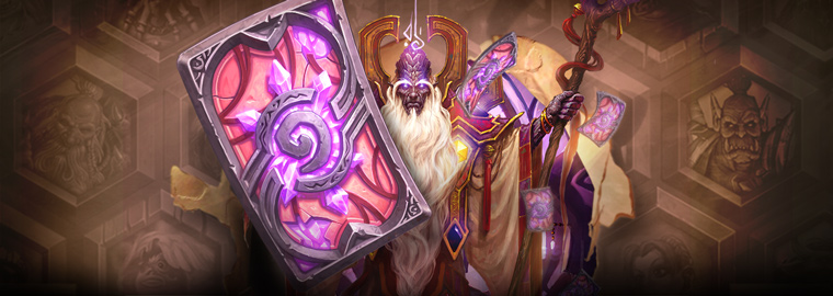 Hearthstone September 2015 Ranked Play Season – Exodar's Exodus