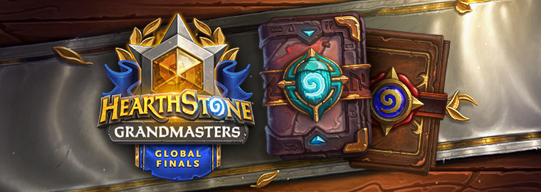 Twitch Drops for Hearthstone Global Finals