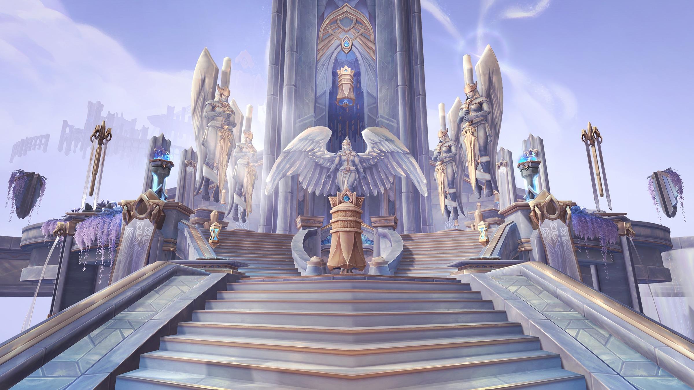 Kyrian Covenant: Prepare to Ascend