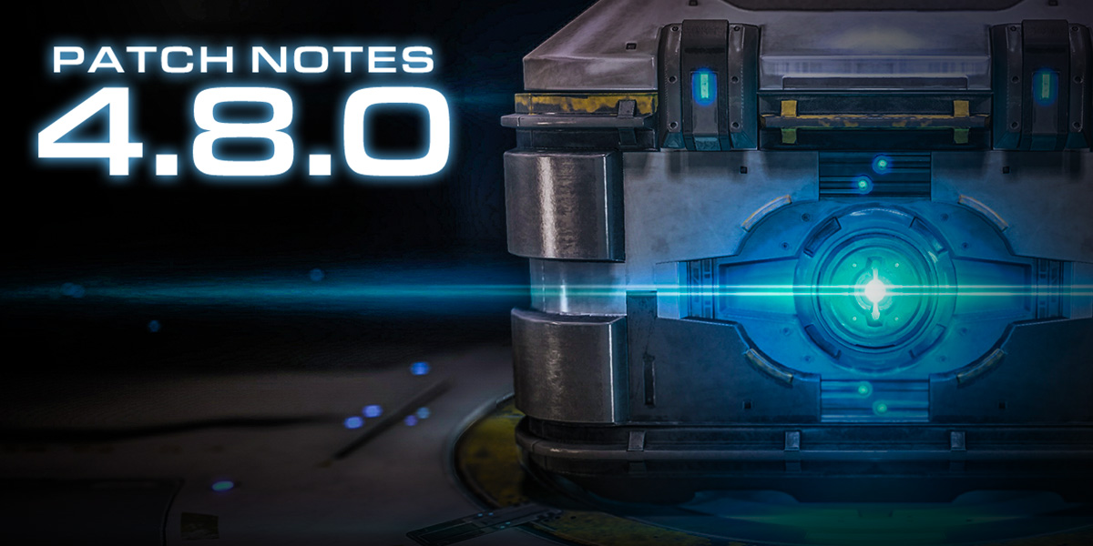 StarCraft II 4.8.0 Patch Notes