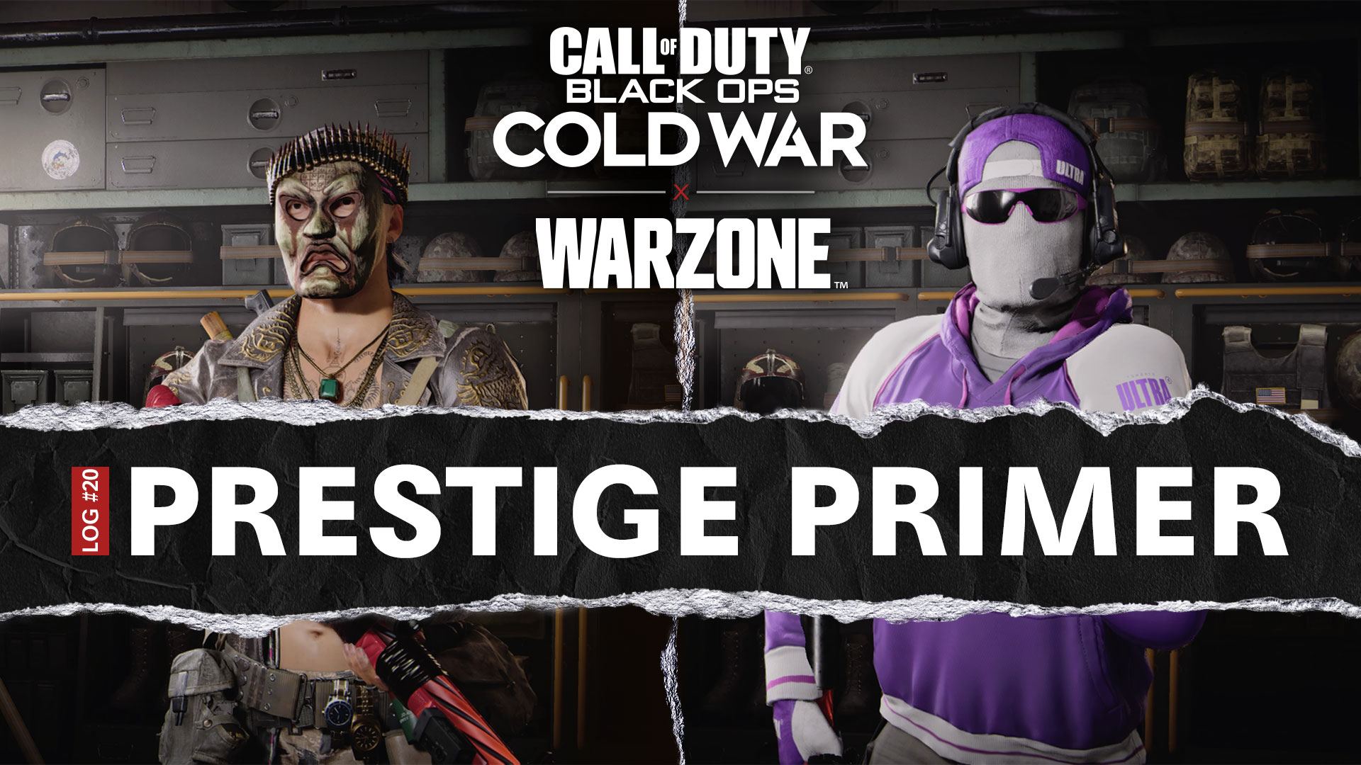 The prestige primer episode 20: A guide to surviving the Corrupted Zones of Warzone