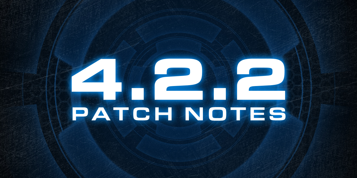 StarCraft 4.2.2 Patch Notes