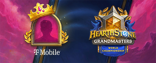 Choose Your Champion Presented by T-Mobile Returns for the 2020 World Championship!