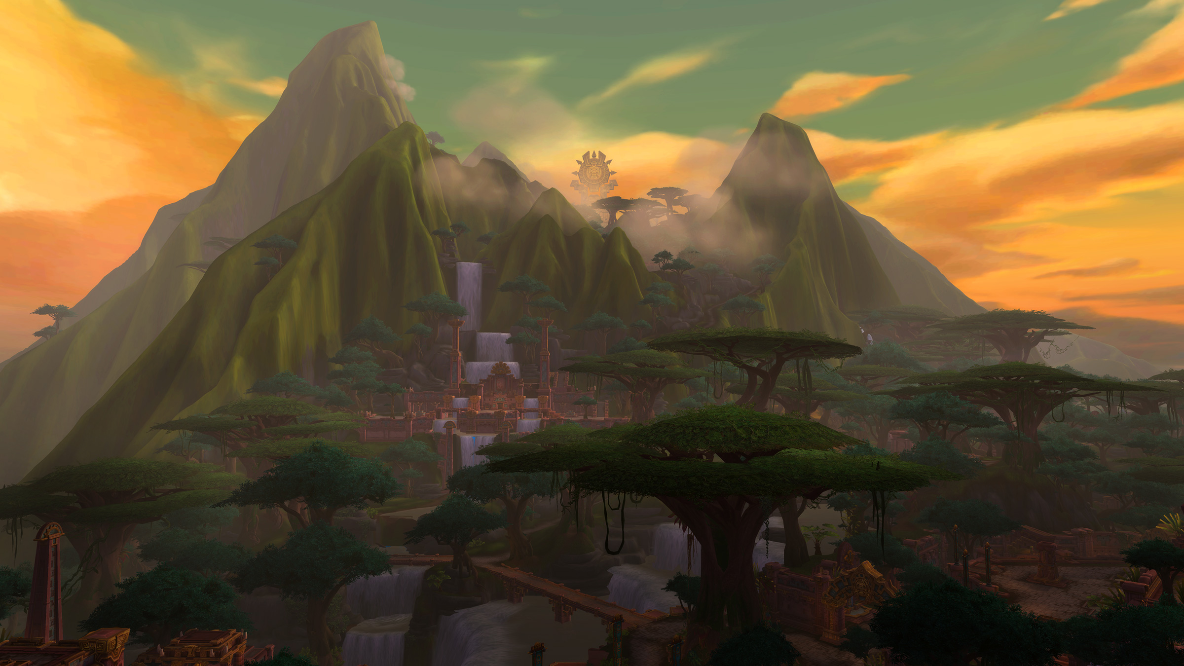 Battle for Azeroth Preview: Zuldazar Visitor's Guide