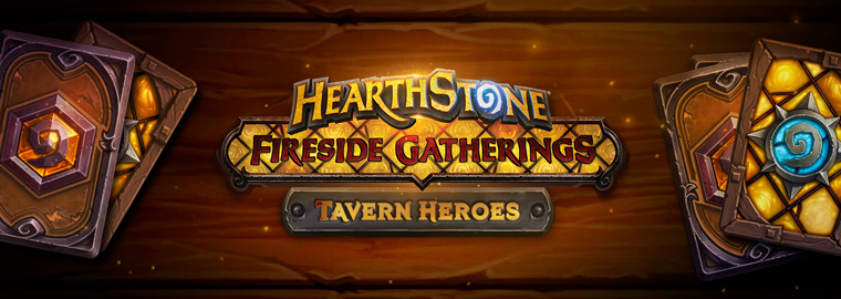 Host a Spring Tavern Hero Qualifier!