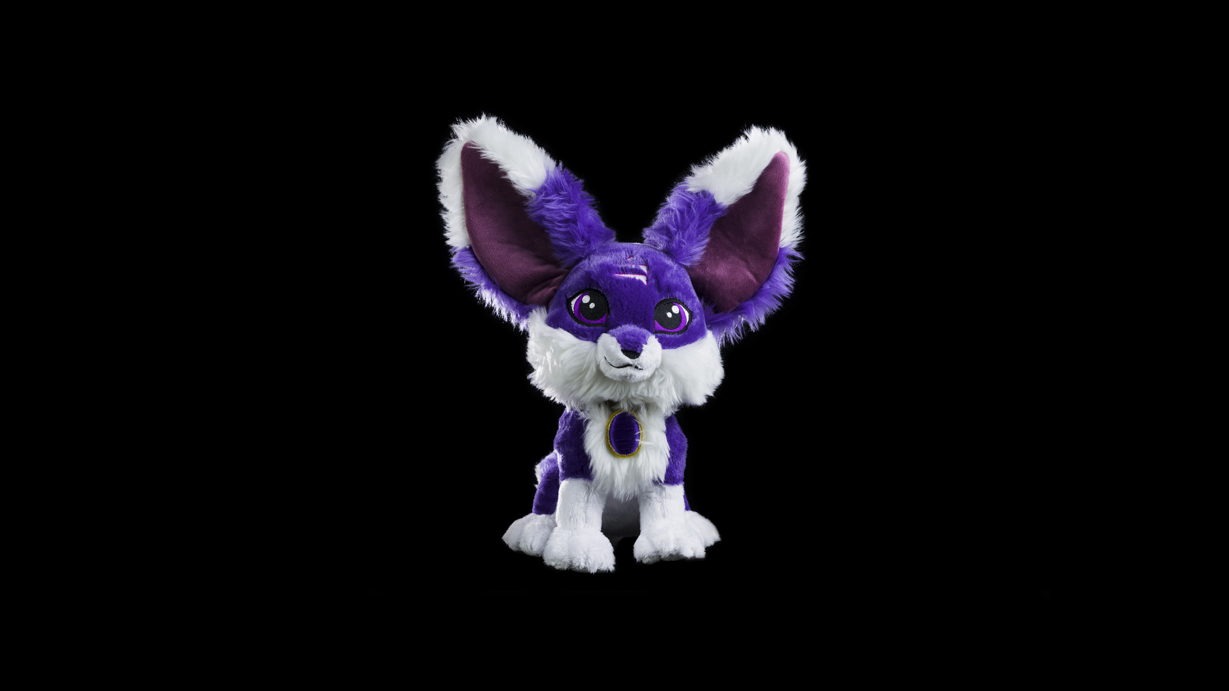 New Plush: Adopt Shadow and Help Support Disaster Relief Efforts