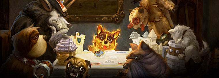 Hearthstone Pupdate – January 2019