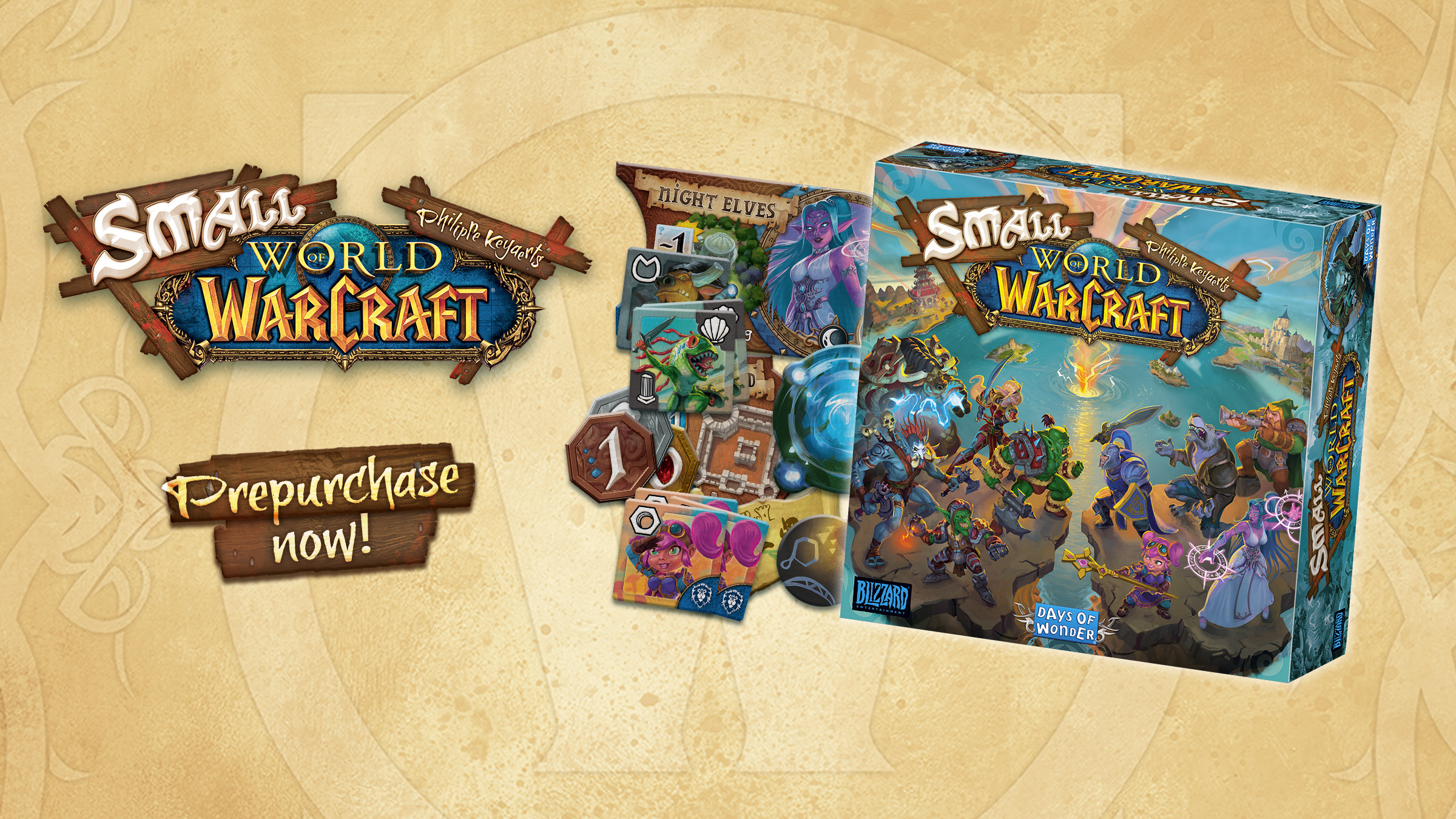 Small World of Warcraft now available for pre-purchase