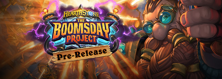 The Boomsday Project Pre-Release Parties Are Coming!