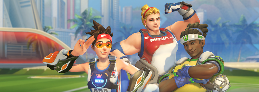 Overwatch Summer Games 2020 Skins.Welcome To The Summer Games News Overwatch