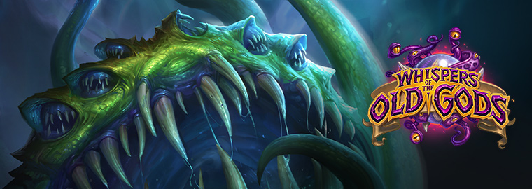 Whispers of the Old Gods – It's Never a Yawn with Yogg-Saron