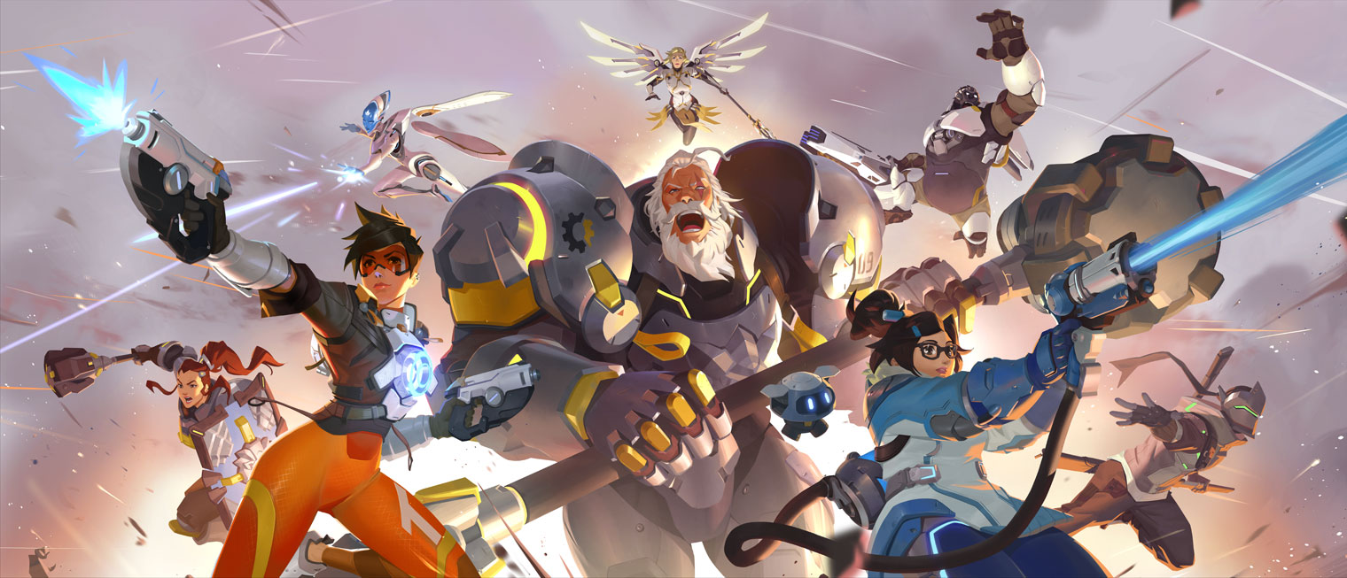 Overwatch 2 Unveiled!