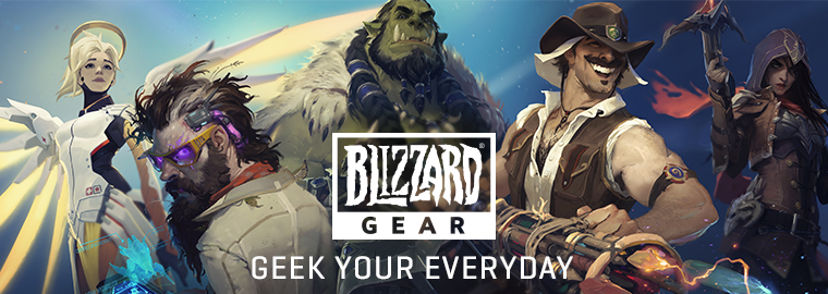 VISIT THE BLIZZARD SHOP AT GAMESCOM 2019