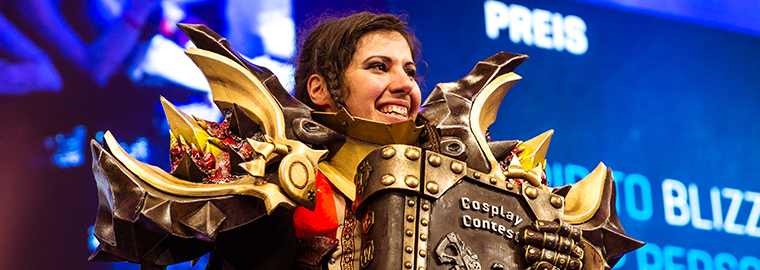 Blizzard Dance Contest e Cosplay Contest alla gamescom 2018