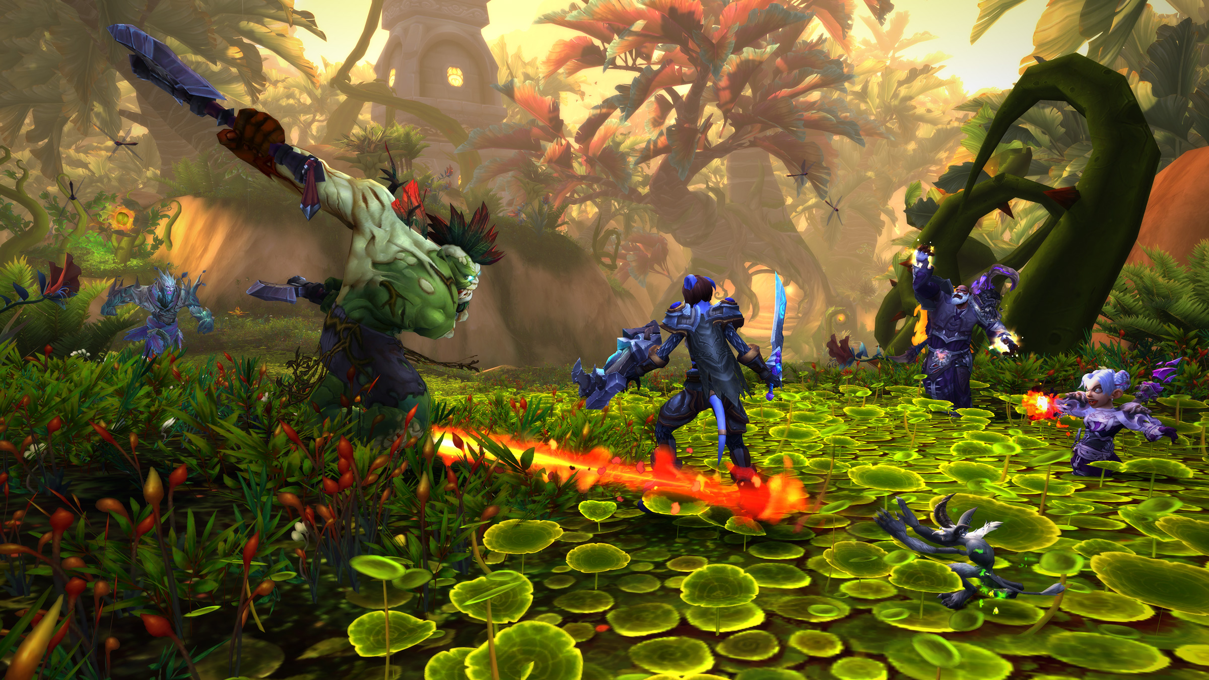 Weekly Bonus Event: Warlords of Draenor Timewalking