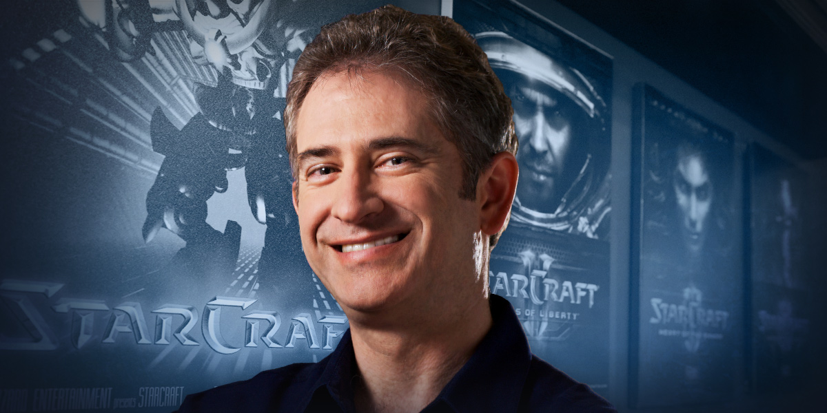 Mike Morhaime on 20 Years of StarCraft Esports