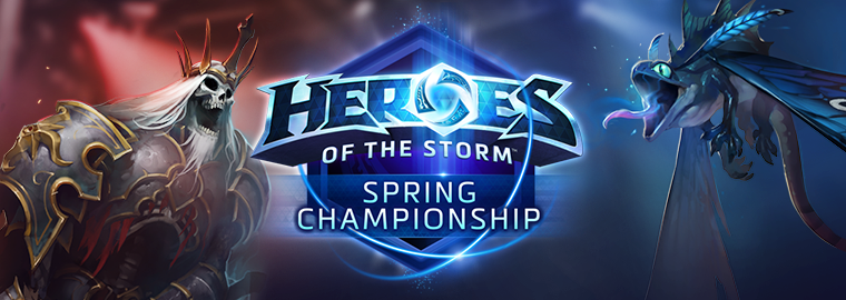 Heroes of the Storm 2016 Spring Global Championship