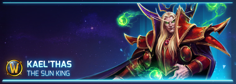 Kael'thas Hero Week