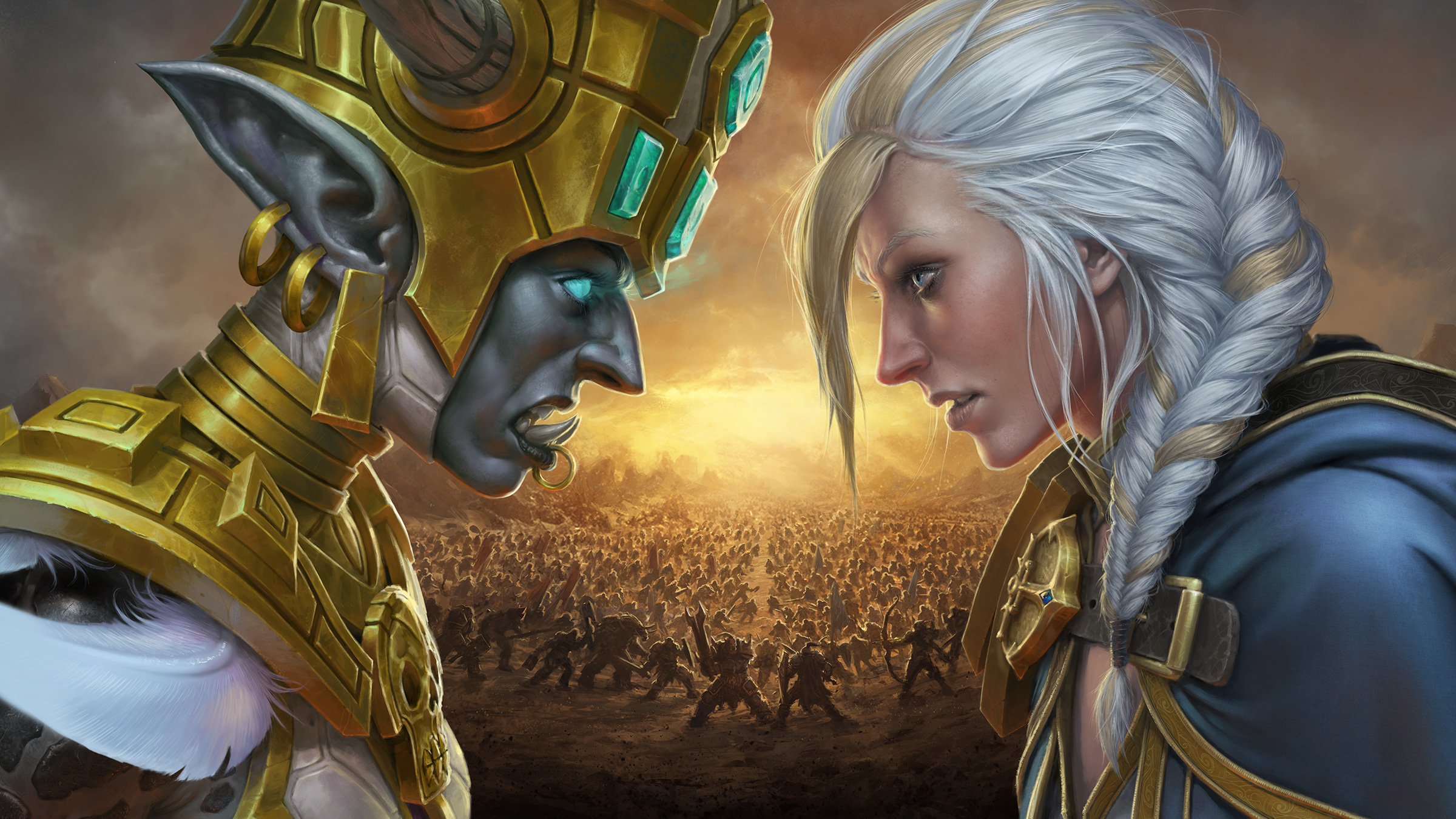 World of Warcraft: Battle for Azeroth™ Is Now Live!
