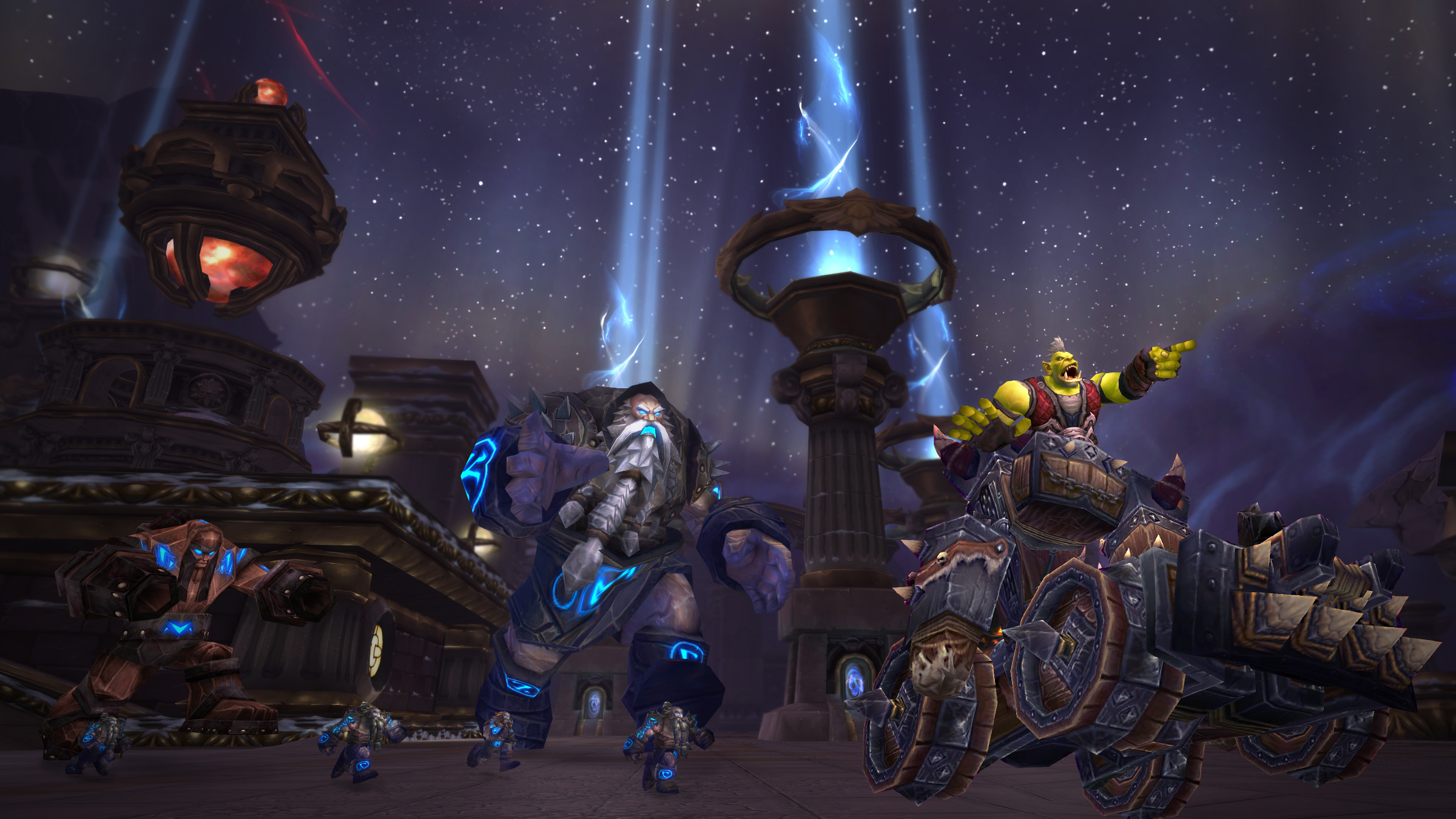 Du 13 au 19 mars, revisitez les donjons de Wrath of the Lich King