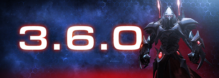 Note della patch 3.6.0 di StarCraft II: Legacy of the Void