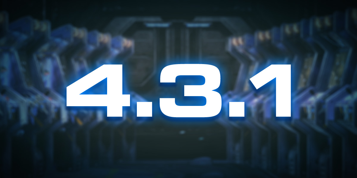 Notas do patch 4.3.1 de StarCraft II