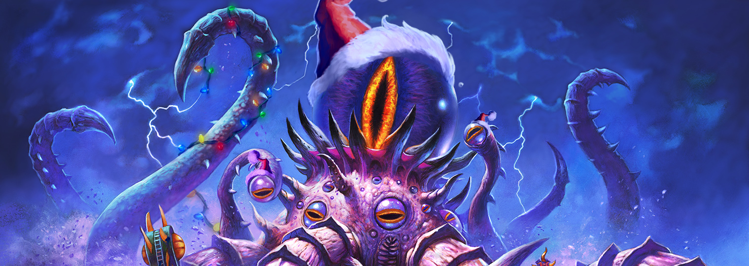 Winter Veil Brings Old Gods to Battlegrounds