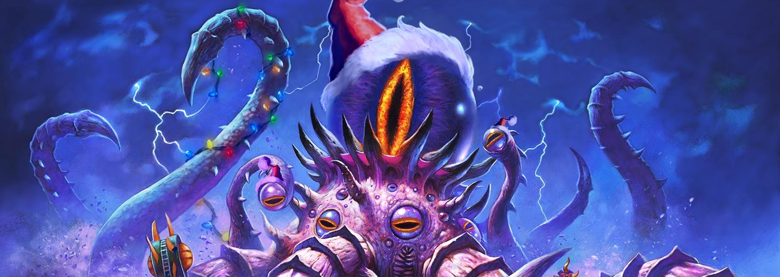 Llega el Festival de Invierno a los Campos de batalla de la mano de los dioses antiguos