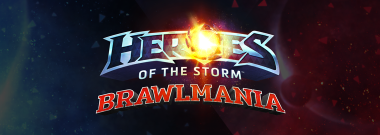 Blizzard Heroes Battle in Brawlmania