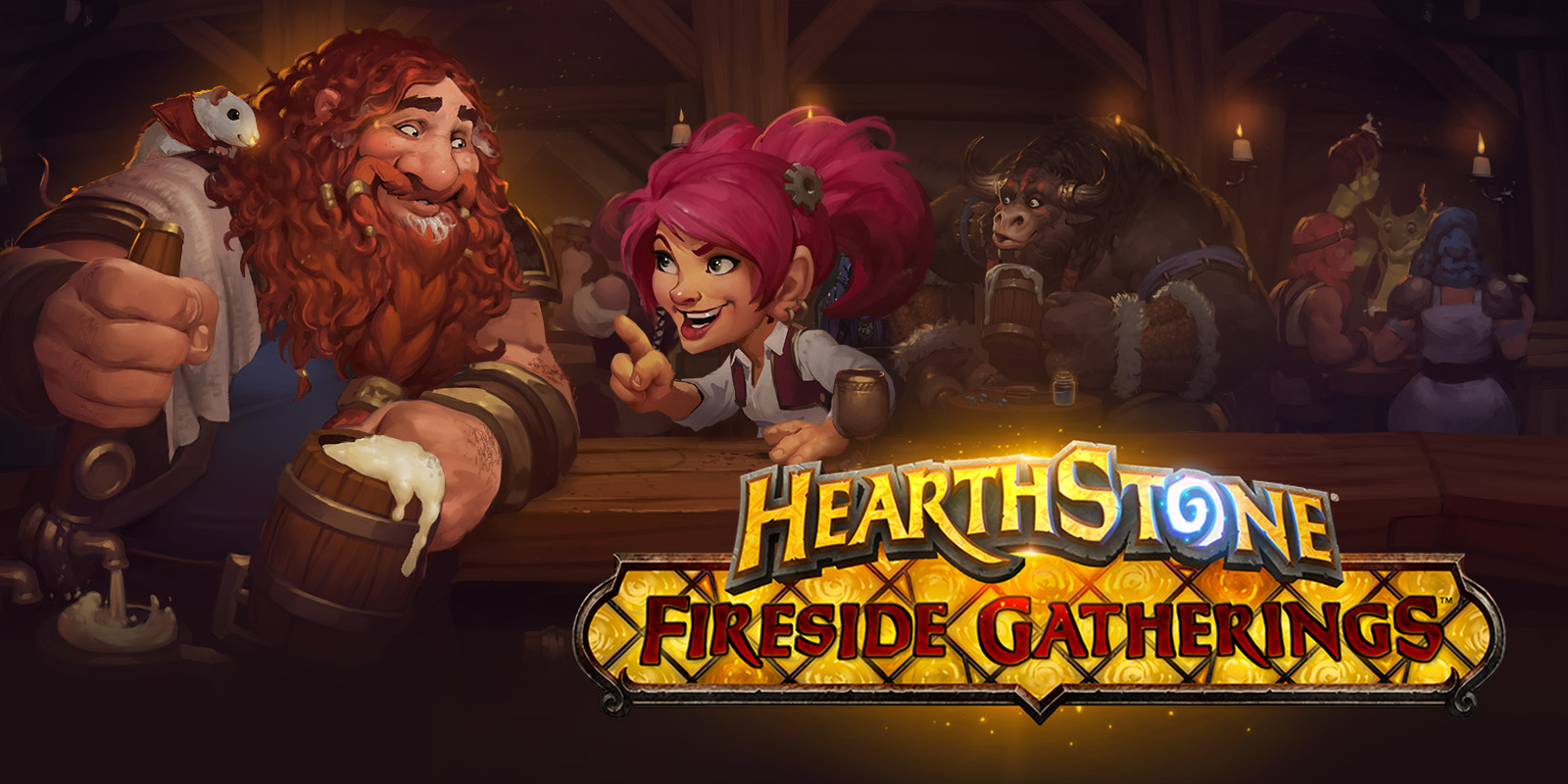 What's New for Fireside Gatherings 2019!