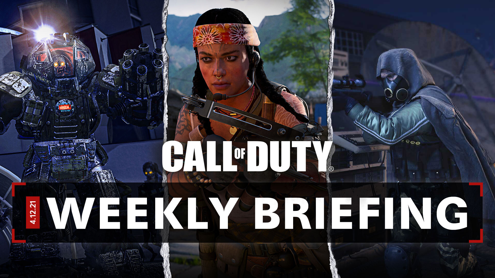Weekly Briefing – April 12