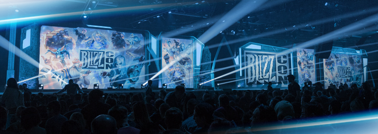 A Trio of Chances to Win BlizzCon Tickets or Virtual Tickets