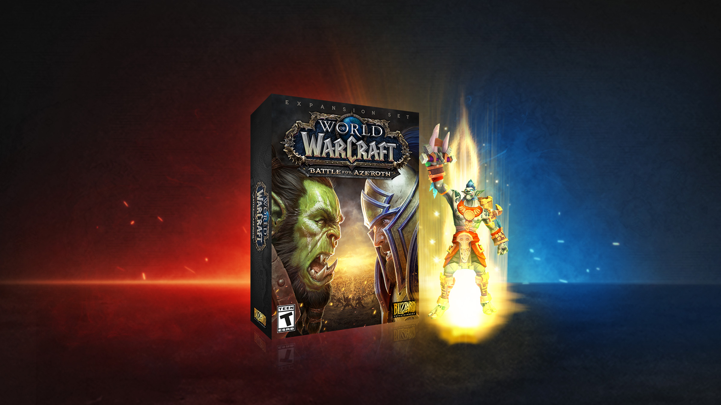 Ahorrad en World of Warcraft® y en objetos de la Digital Deluxe Edition