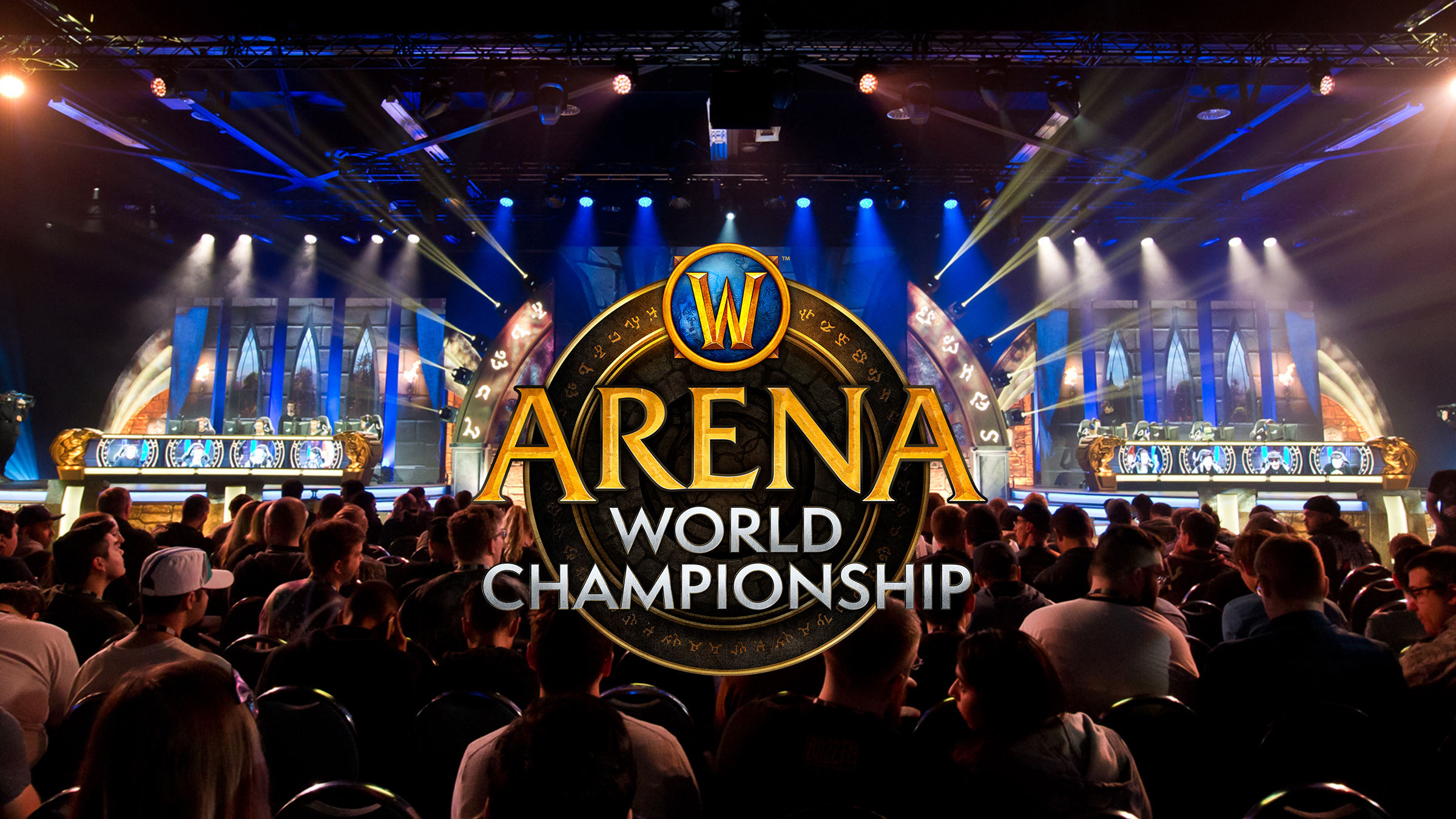 Mighty Mouse Does BlizzCon—and Arena World Championship