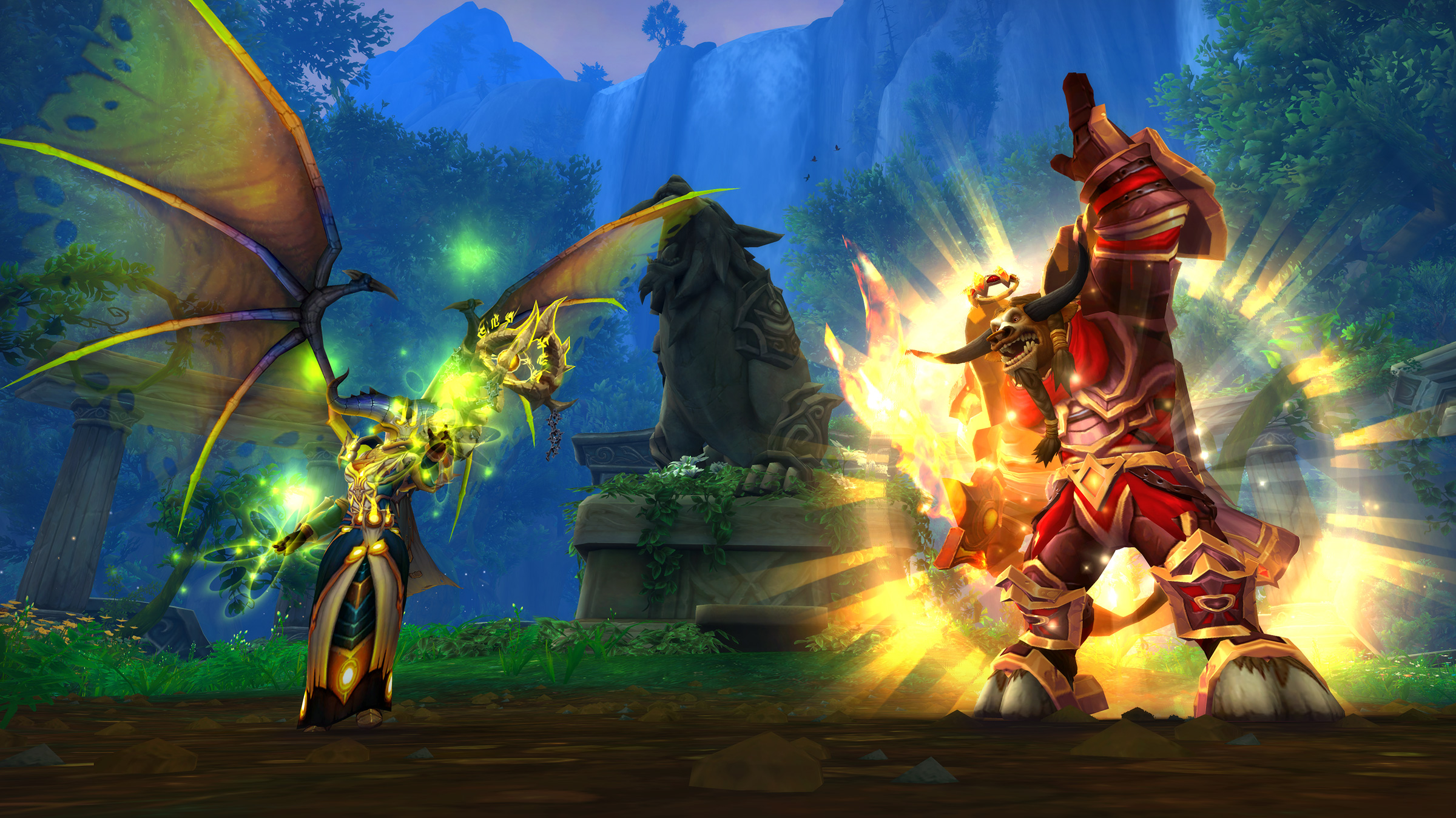 Legion PvP Season 7 Has Begun!