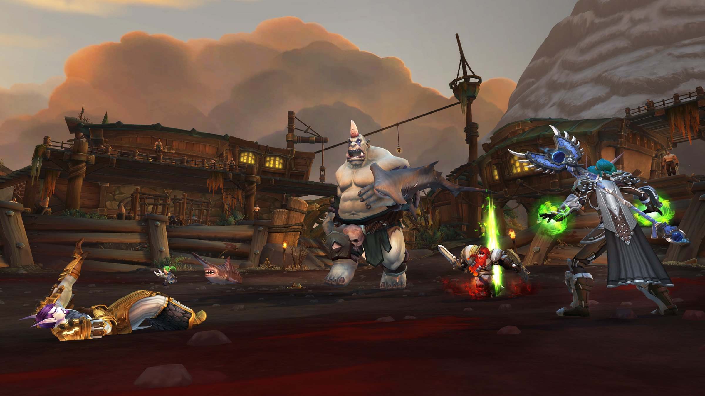 Evento Bônus Semanal: Masmorras de Battle for Azeroth