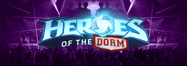 Heroes of the Dorm Returns for 2018!