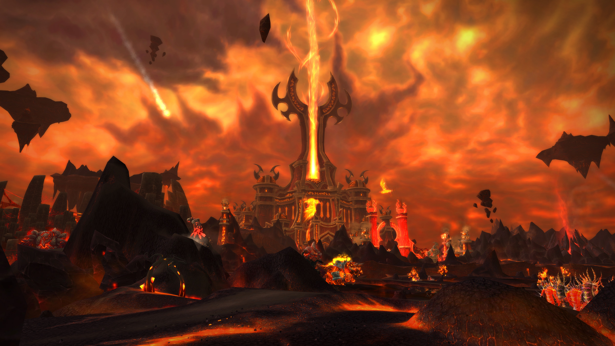 Step into the Firelands During Cataclysm Timewalking
