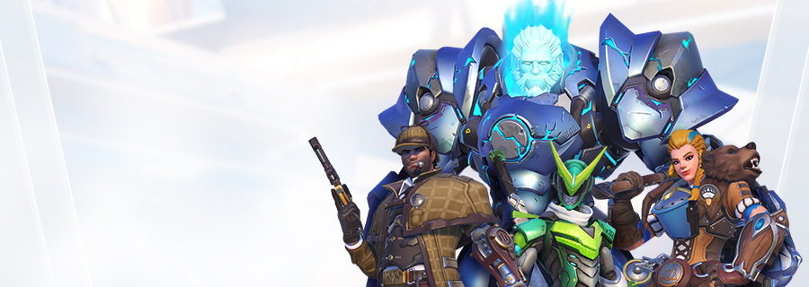 Overwatch Double XP Weekend | June 8-11