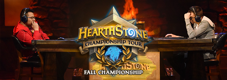 Four More Finalists from the HCT Fall Championship
