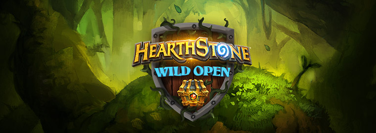 Mostre as garras no Wild Open 2019!