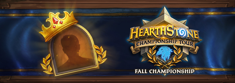 Watch the Fall Championship!