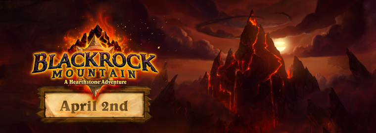 Blackrock Mountain Explodes into Action on April 2!